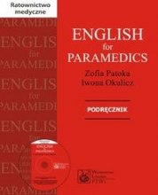 English for Paramedics Podręcznik z płytą CD